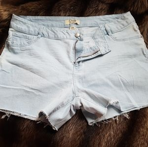 New d.jeans New York jean shorts